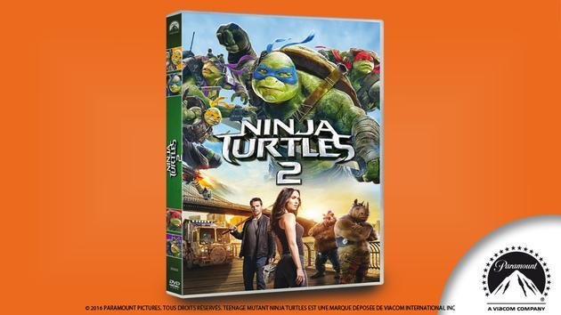 Concours Ninja Turtles 2