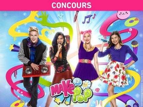 Concours Make it Pop