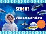 L'île des manchots - Sea Life