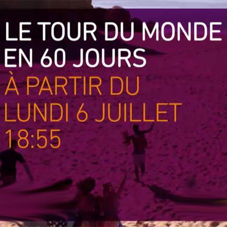 Le tour du monde en 60 jours