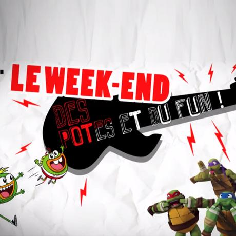 Le week-end des potes et du fun