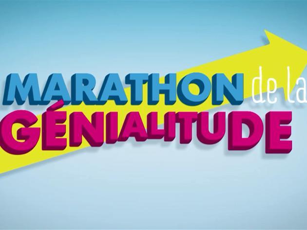 Le marathon de la Génialitude : 7 mai à 17h35