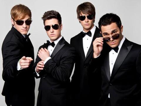 NEWS | 8 fois où toi et tes amis avez ressemblé aux Big Time Rush