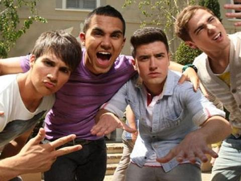 NEWS | Big Time Rush : 10 signes qui montrent que tu seras toujours un Rusher