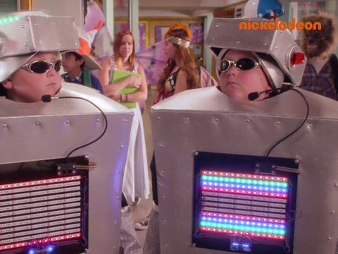 Les frères robots