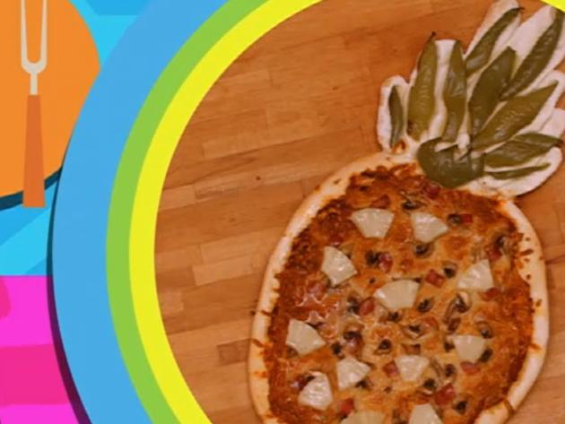 Portugal : En cuisine avec Bob – Pizza façon Bikini Bottom