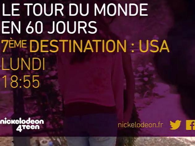 Septième destination USA dès lundi à 18h55 sur 4Teen