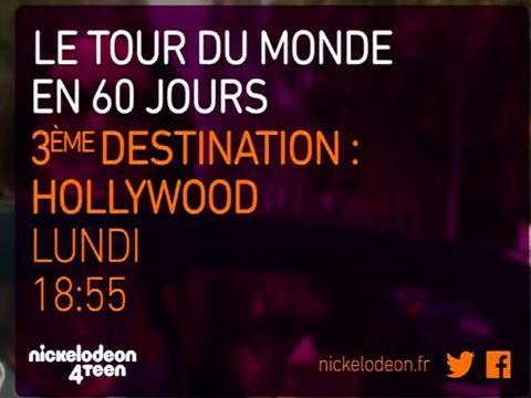 Troisième destination Hollywood dès lundi à 18h55 sur 4Teen