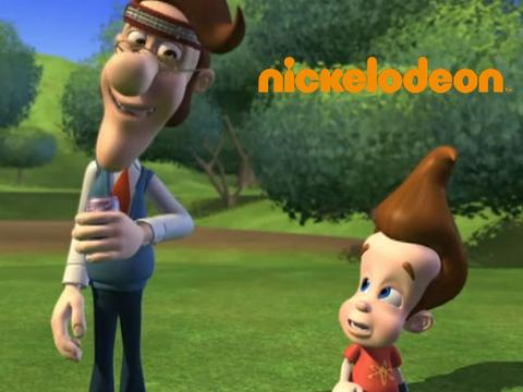 Super papa - Jimmy Neutron