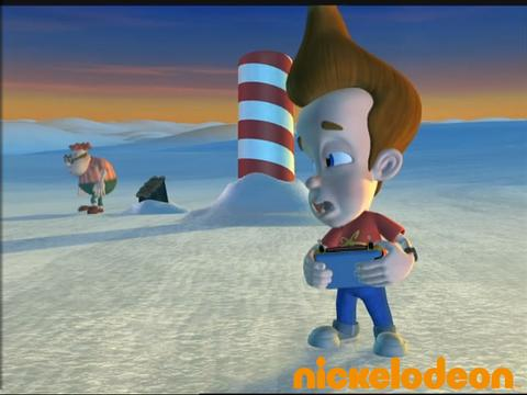 Au pôle nord - Jimmy Neutron