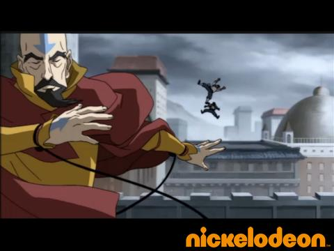 Tenzin le nouveau gouverneur - La légende de Korra