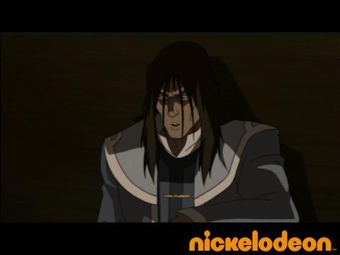 Le frère d'Amone - La légende de Korra