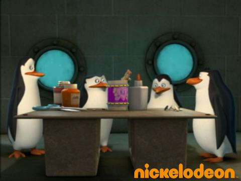 M'man - Les Pingouins de Madagascar