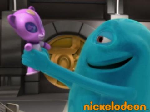 Le jouet démoniaque - Monstres contre Aliens