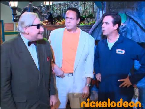 Le vestibule hanté - Ned