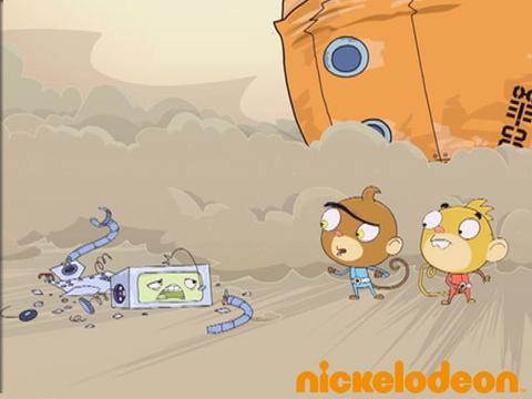 Teaser 2 - Rocket Monkeys