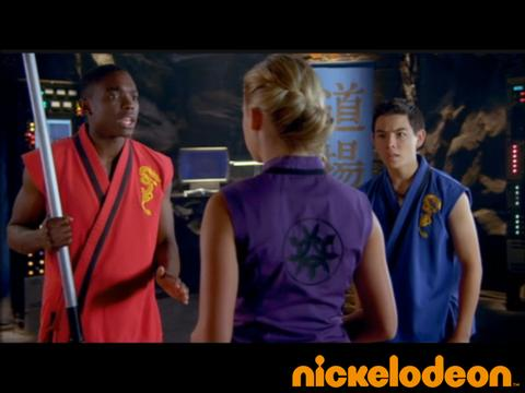 L'invitation - Supah Ninjas