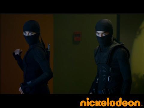 La femme serpent - Supah Ninjas