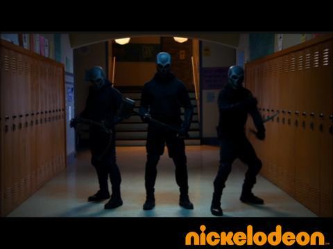 Le gang des squelettes - Supah Ninjas