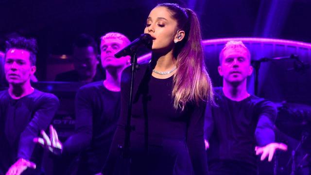 Megjelent Ariana Grande új száma