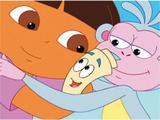 Kezdődhet a kaland: Dora a felfedező