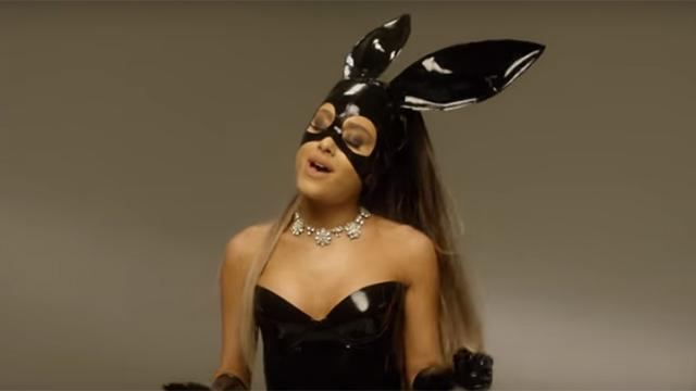 Ariana Grande elképesztően énekel