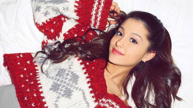 Ariana Grande új dala - karácsonyra!