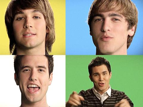 A BTR fiúk legviccesebb arcai