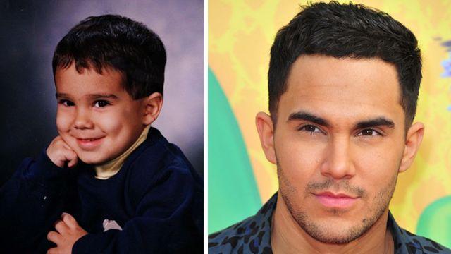 Carlos Pena hihetetlenül aranyos kissrác lehetett.