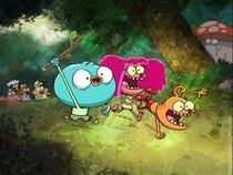 Bájos csínytevő madarak szállják meg a Nickelodeont