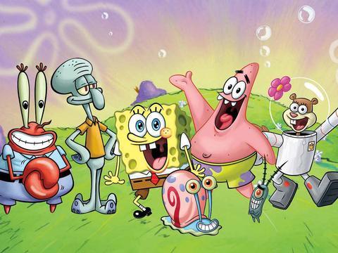 A hazai nézők szerint SpongyaBob Bikinifenék legnépszerűbb lakója