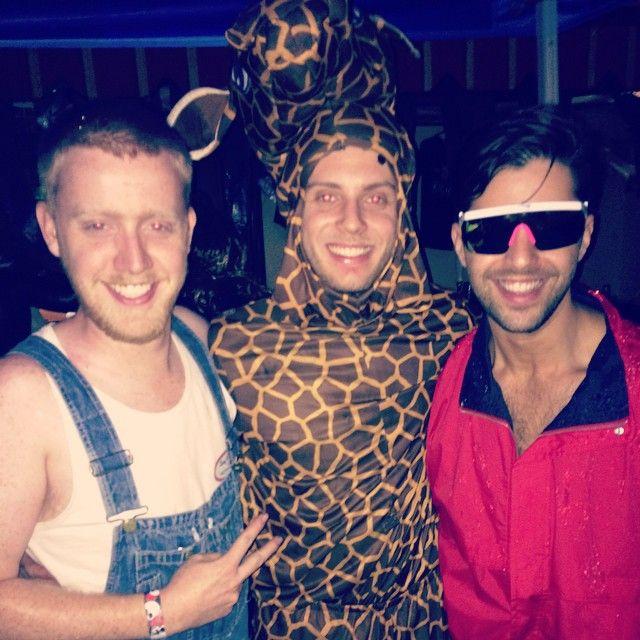 Josh Peck egy zsiráffá változott