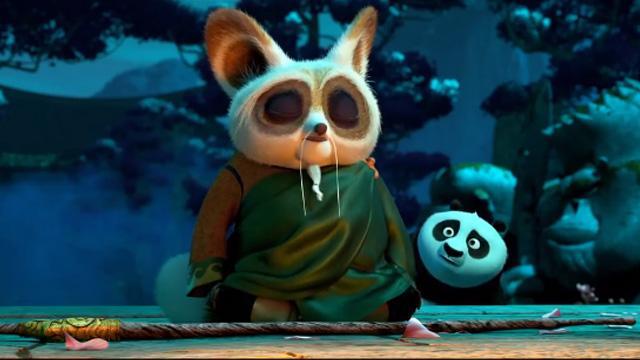 Itt a Kung Fu Panda 3 előzetese!