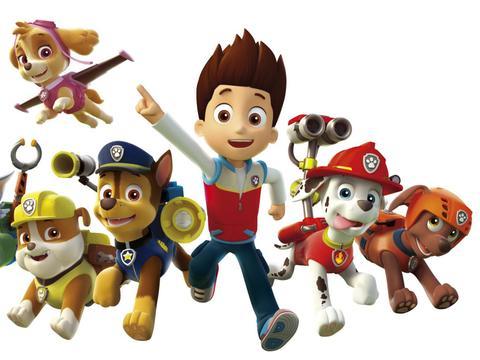 Hősies kutyusokkal tanít a Nickelodeon