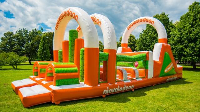 Strandolimpiát hirdet a Nickelodeon!
