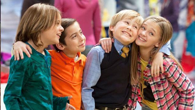 Nicky, Ricky, Dicky és Dawn: a legjobb idézetek a barátságról