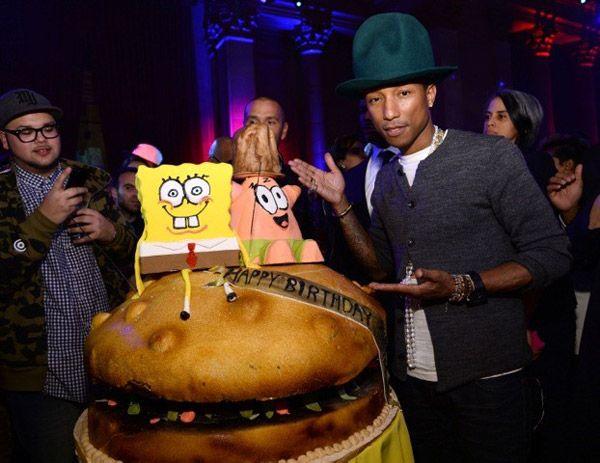 Ekkora herkentyűburgert még Pharrell sem látott