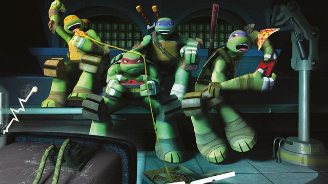 Az űrben folytatódnak a Nickelodeon mutáns teknőseinek kalandjai