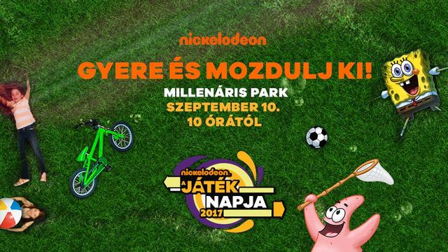 Nyomás a szabadba! Szeptember 10-én két órára elsötétül a Nickelodeon