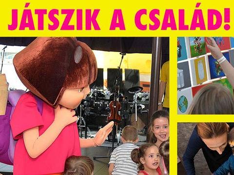 SpongyaBobbal és Dórával várja a kicsiket a Nickelodeon Játszópark