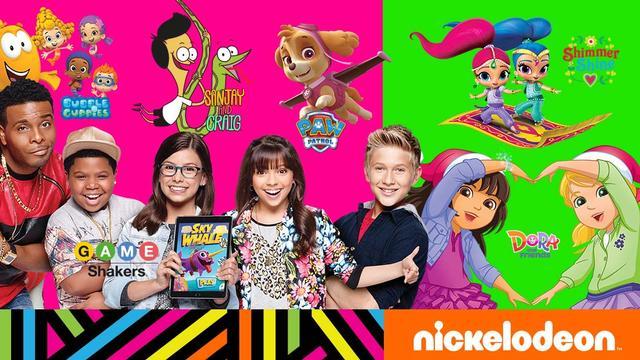 Ünneplőbe öltözik a Nickelodeon!
