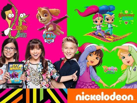 Nickelodeon karácsonyi nyereményjáték!