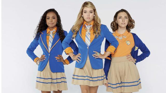 Varázslatos tinisorozatot indít a Nickelodeon
