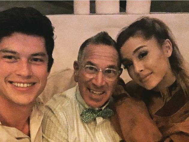 Ariana Grande és ex-pasija újra…