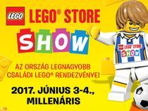 Nickelodeon játszóházzal startol az idei LEGO Store Show!