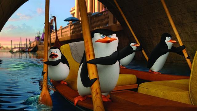 Új trailer a Madagaszkár pingvinjei mozihoz!