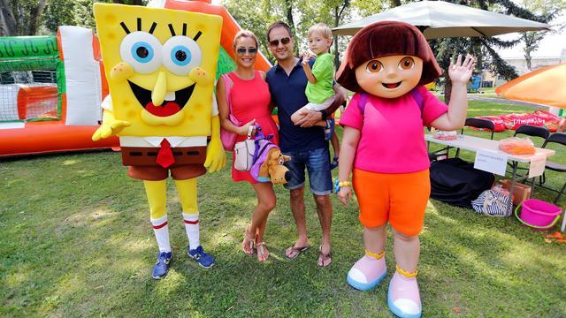 Megnyitotta kapuit az első Nickelodeon Strandolimpia