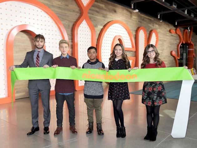 Exkluzív csodalétesítmény a Nickelodeon vadonatúj székháza