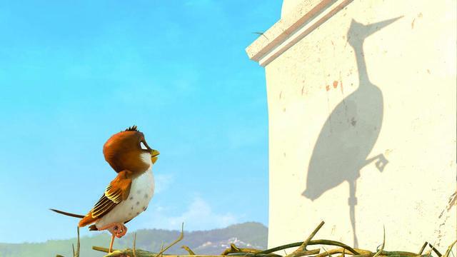 Ricsi a gólya
