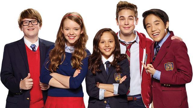 A rocker osztály új évaddal tér vissza a Nickelodeonra